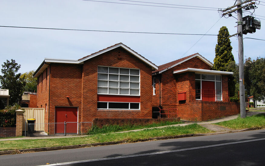 St Stephen's Uniting Church - Former