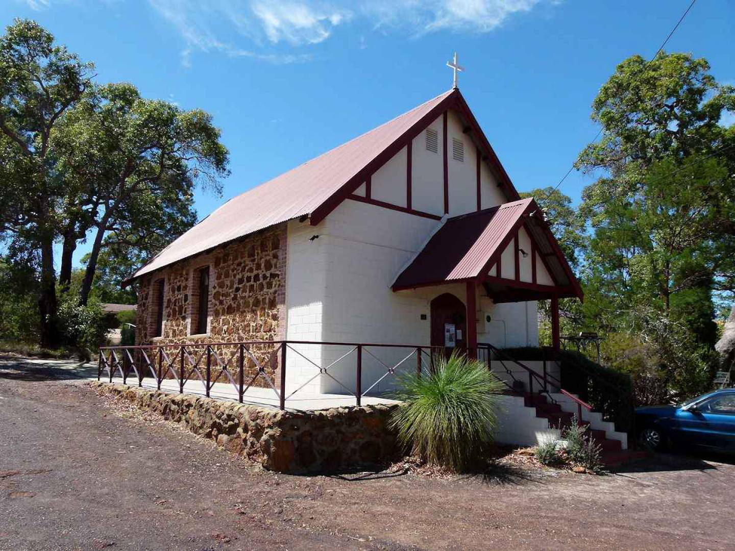St Swithun's Anglican Church