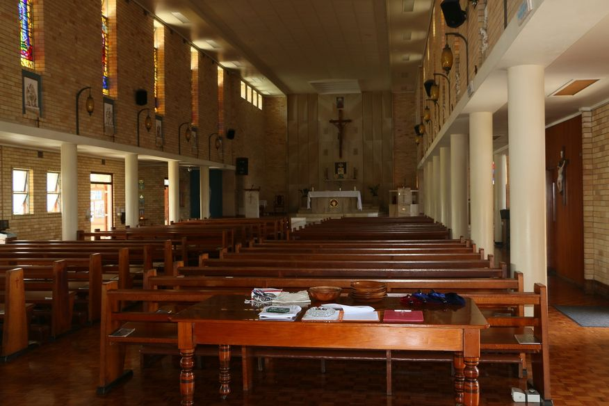 St Thomas Aquinas Catholic Church   Churches Australia