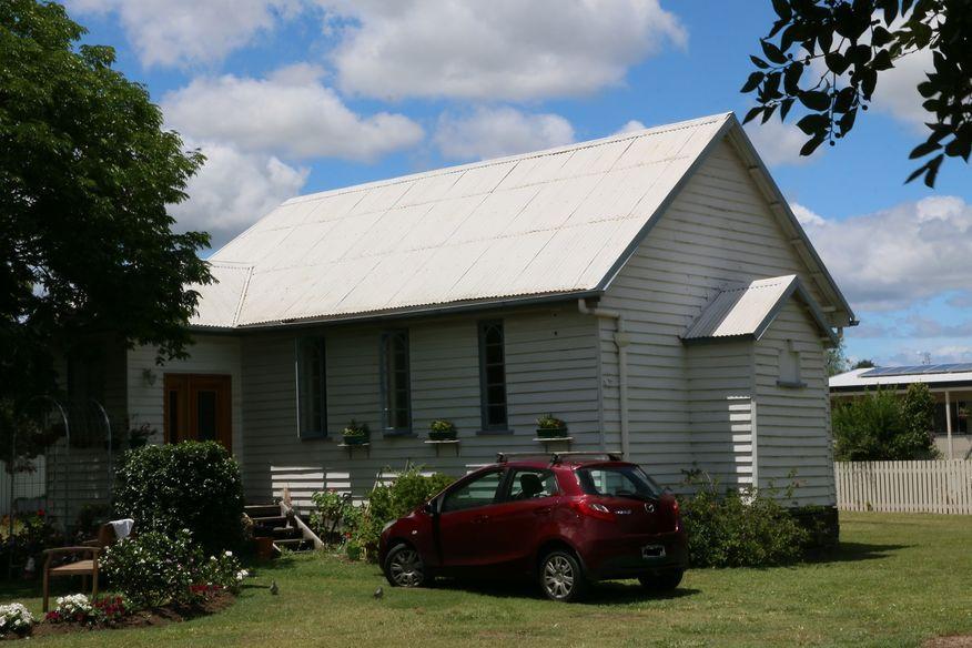 St Thomas' Anglican Church - Former