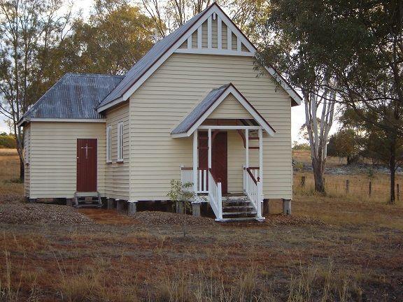 St Thomas Anglican Church  Former