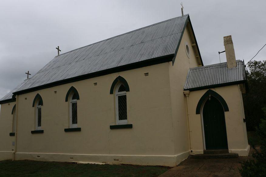 St Thomas' Anglicn Church