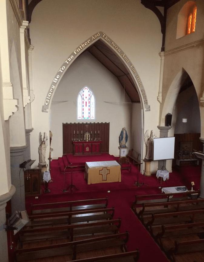 St Thomas Aquinas Catholic Church - Former   Churches Australia