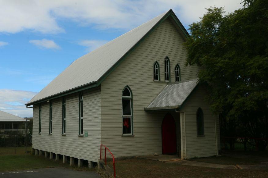 St Thomas' Presbyterian Church - Former