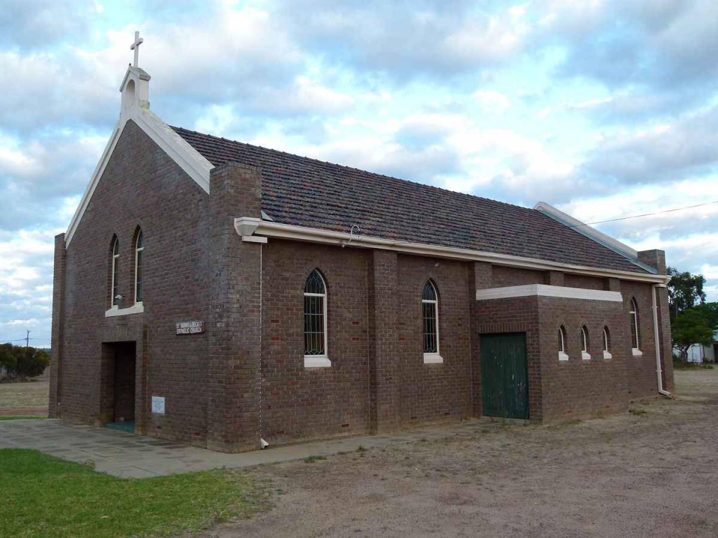 St Thomas a'Beckett Catholic Church