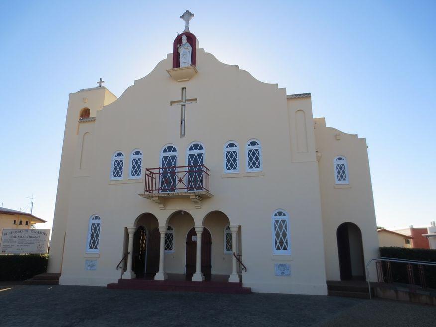 St Thomas of Villanova Catholic Church