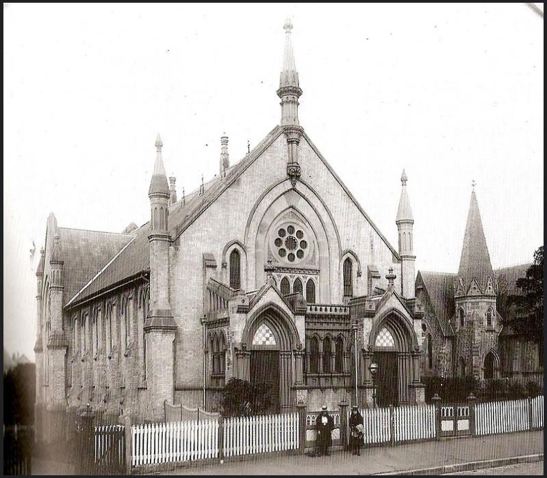 Stanmore Methodist Church - Former