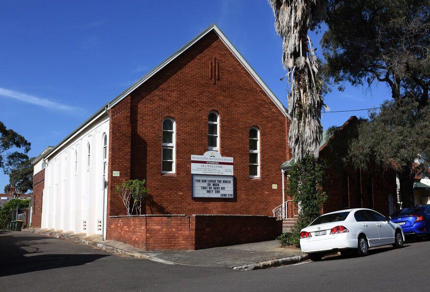 Stanmore Seventh-Day Adventist Church