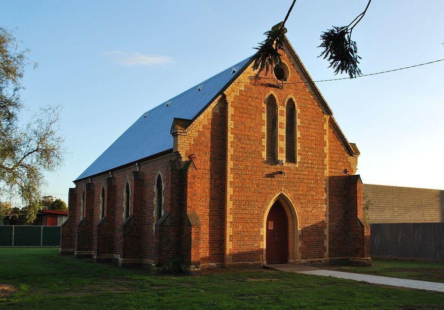 Stratford Wesleyan Methodist Church - Former