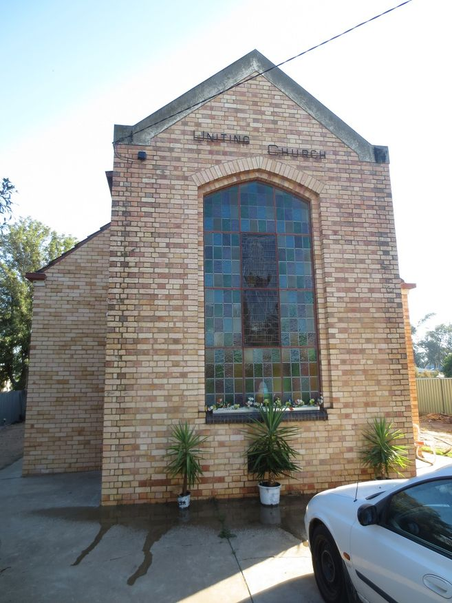 Strathmerton Uniting Church - Former