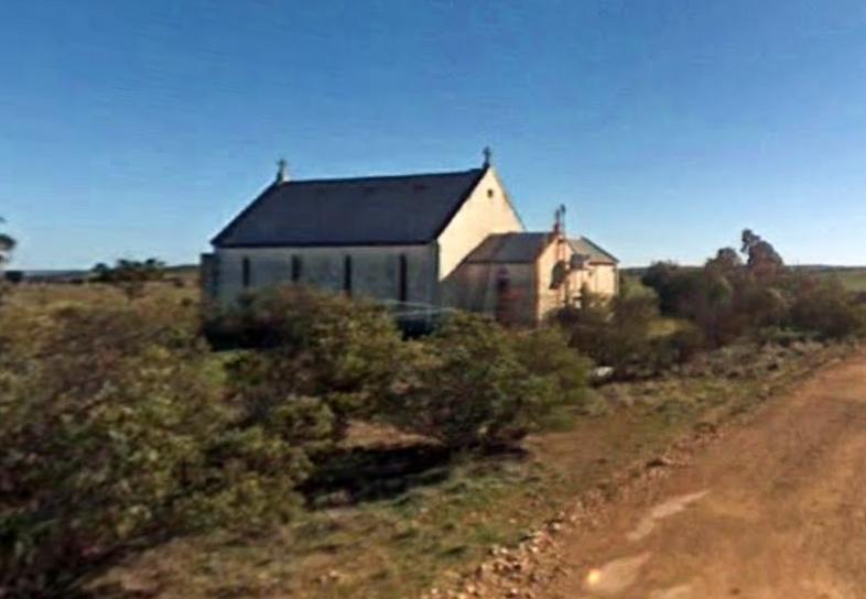 Sts Phillip & James Catholic Church - Former