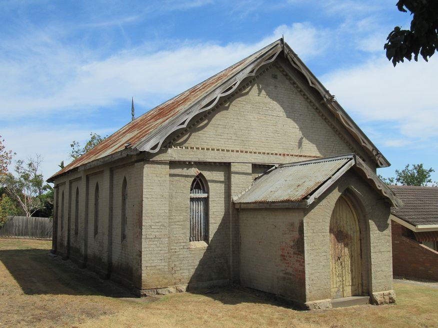 Sunbury Uniting Church - Former