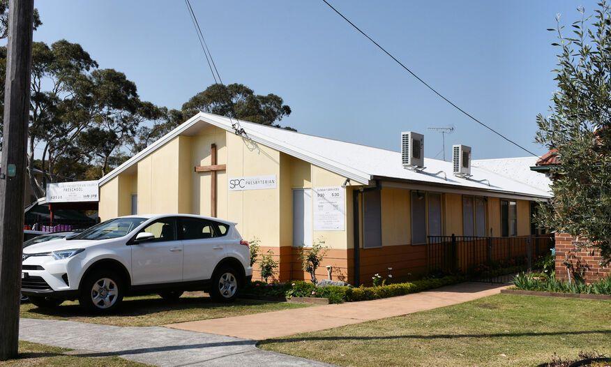 Sutherland Presbyterian Church