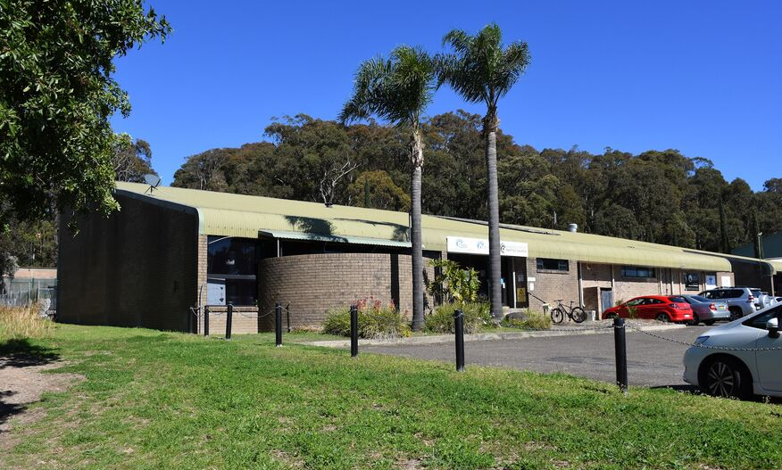 Swansea District Baptist Church