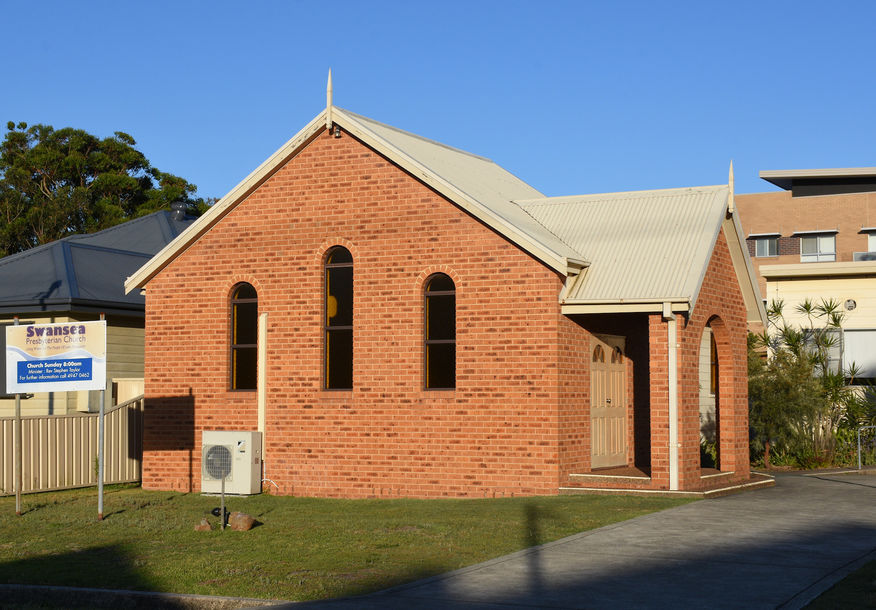Swansea Presbyterian Church