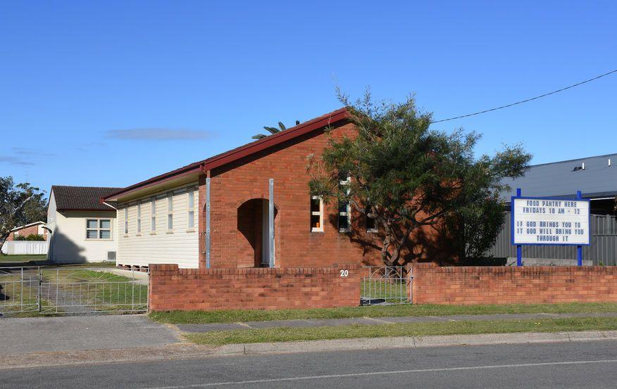 Swansea Seventh-Day Adventist Community Church