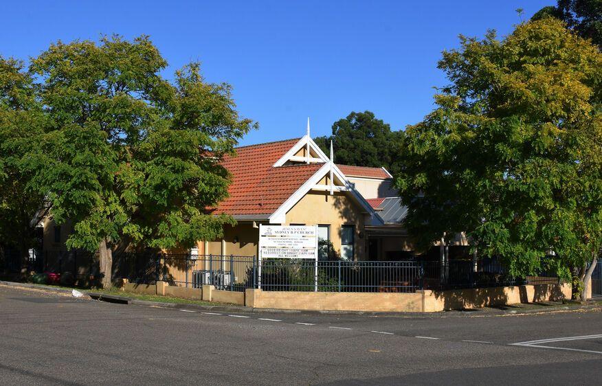 Sydney B-P Church