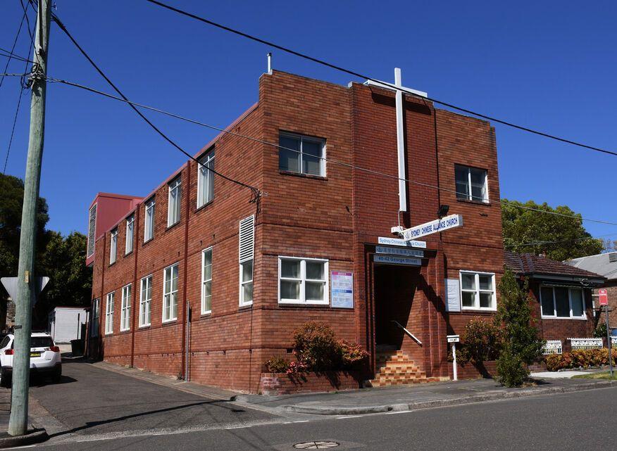 Sydney Chinese Alliance Church