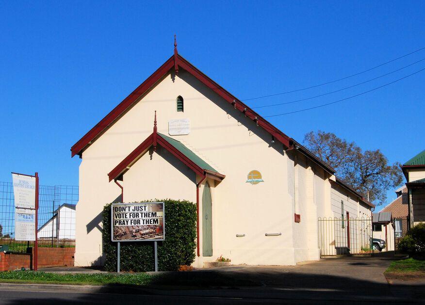 Sydney Gospel Church