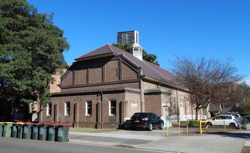 Sydney Living Stone Church - Former