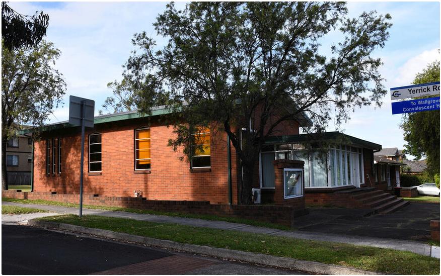 Sydney Somang Uniting Church