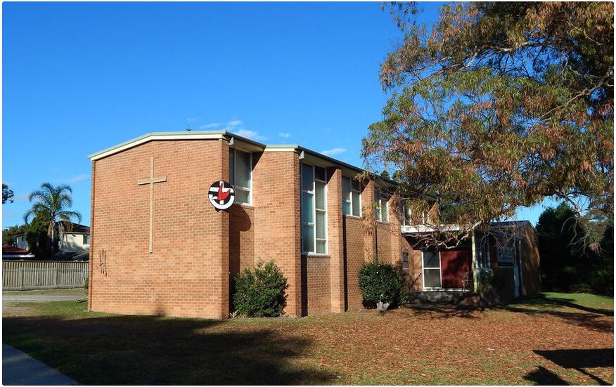 Sydney Vision Uniting Church