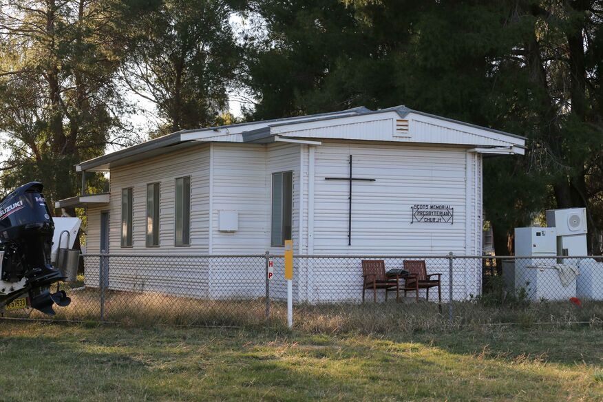 Tallimba Presbyterian Church - Former