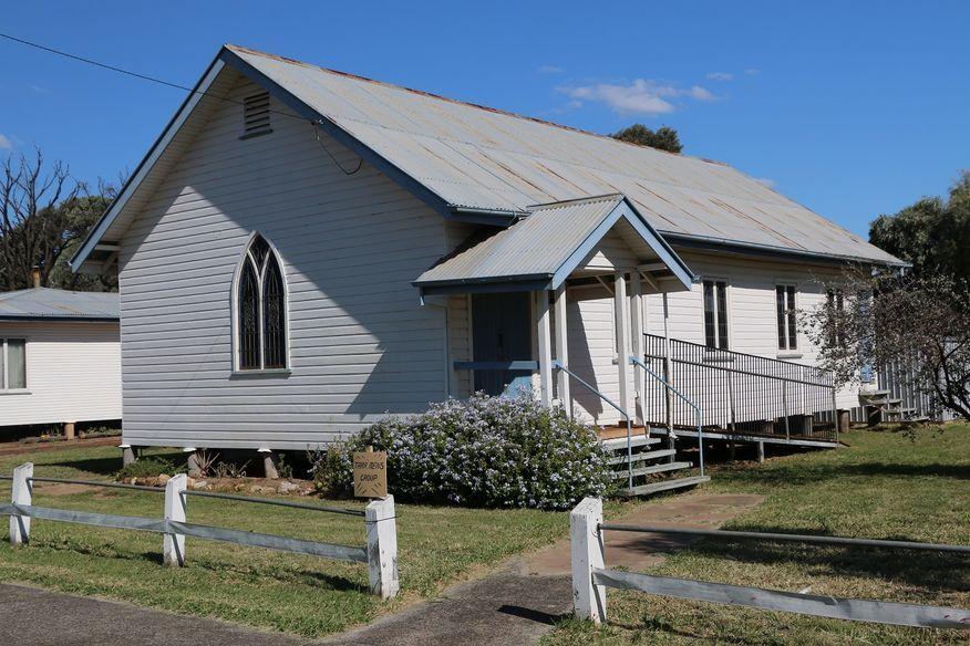 Tara Presbyterian Church - Former