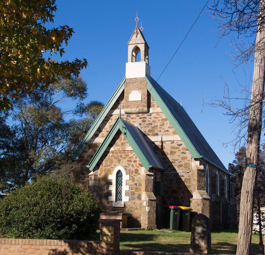 Taralga Methodist Church - Former