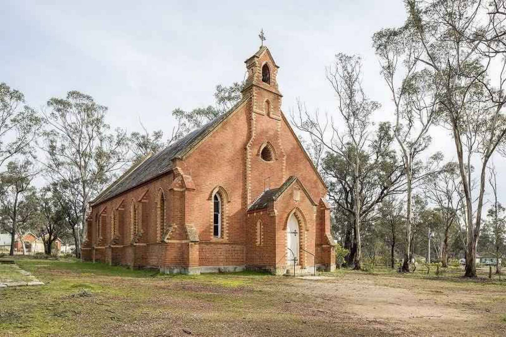 Tarnagulla Uniting Church - Former