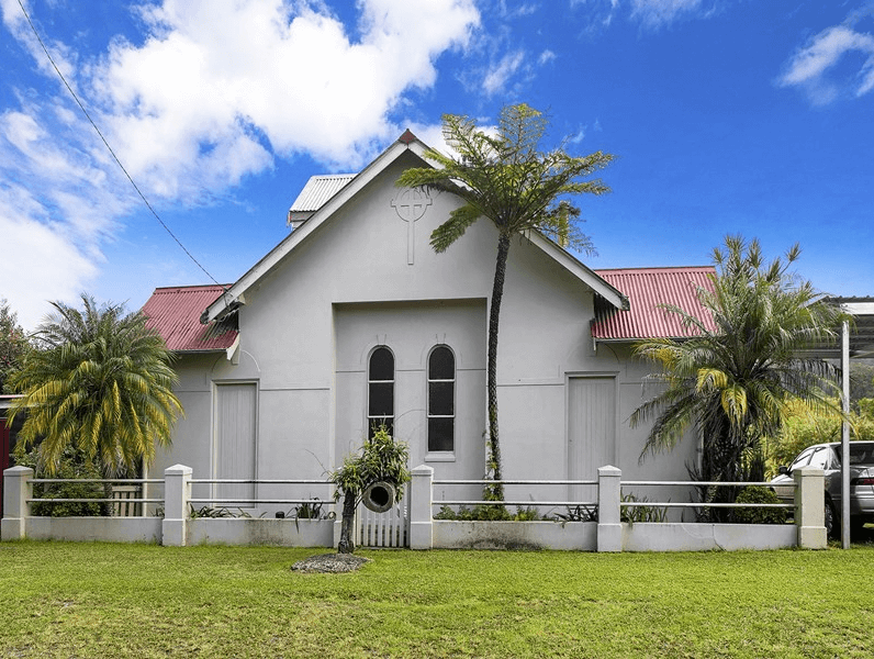 Taylors Arm Anglican Church - Former