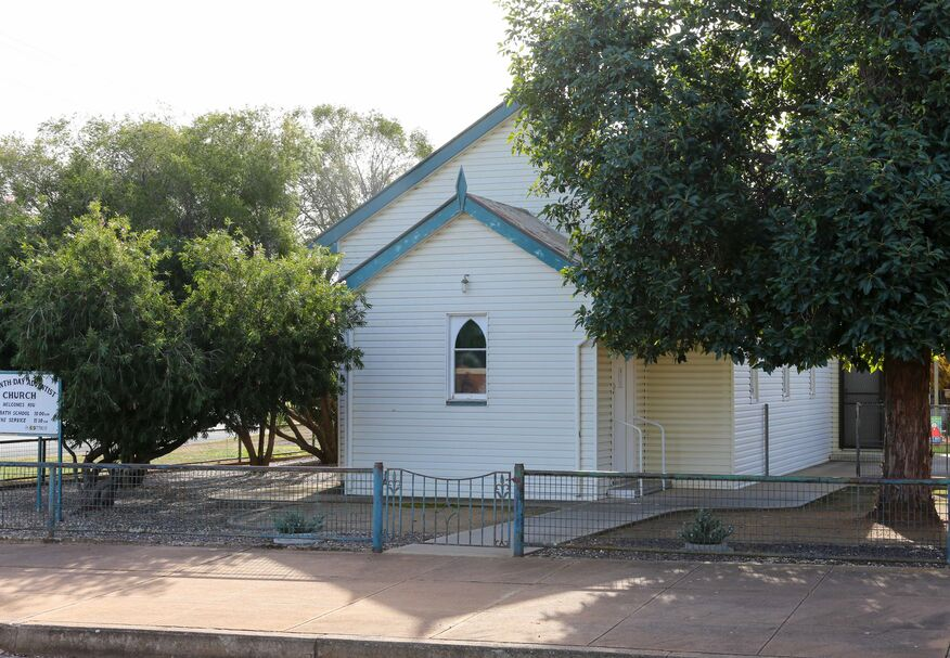 Temora Seventh-day Adventist Church