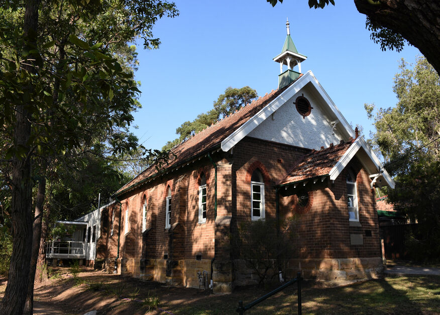 Temple Society of Australia Chapel