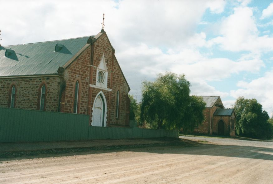 Terowie Uniting Church - Former