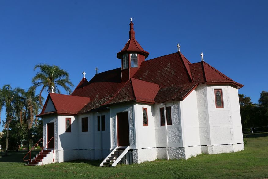 The Anglican Church of Our Holy Saviour