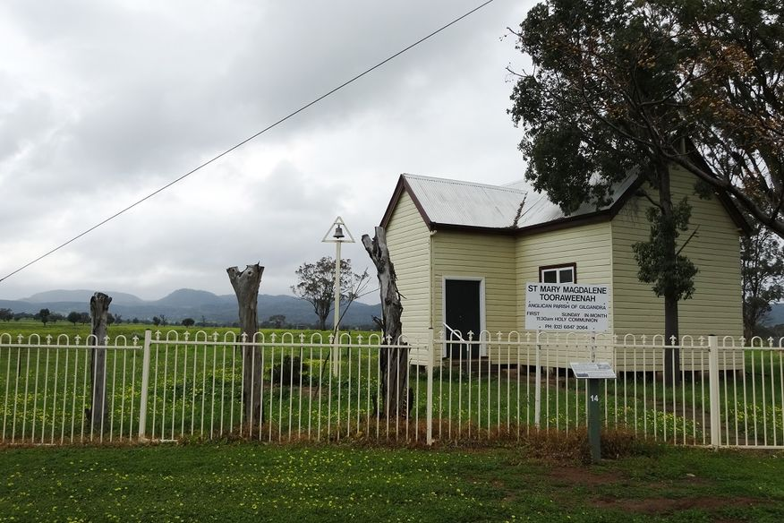 The Anglican Church of St Mary Magdalene