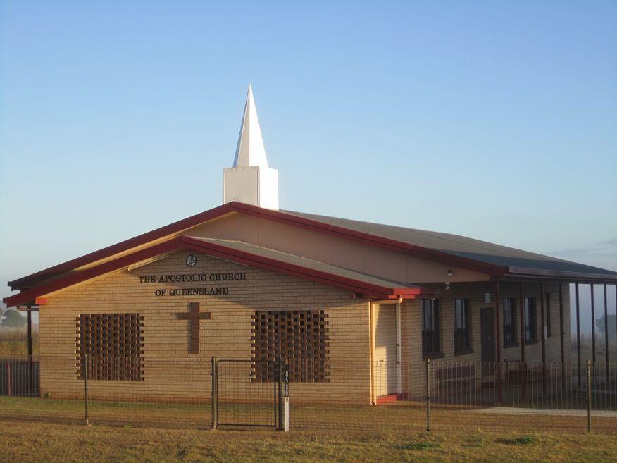 The Apostolic Church of Queensland - Binjour