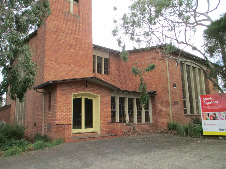 The Avenue Uniting Church Blackburn