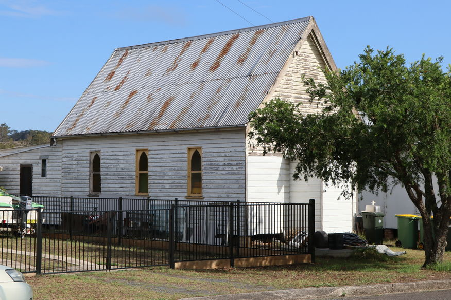 The Bucketts Way, Presbyterian Church - Former