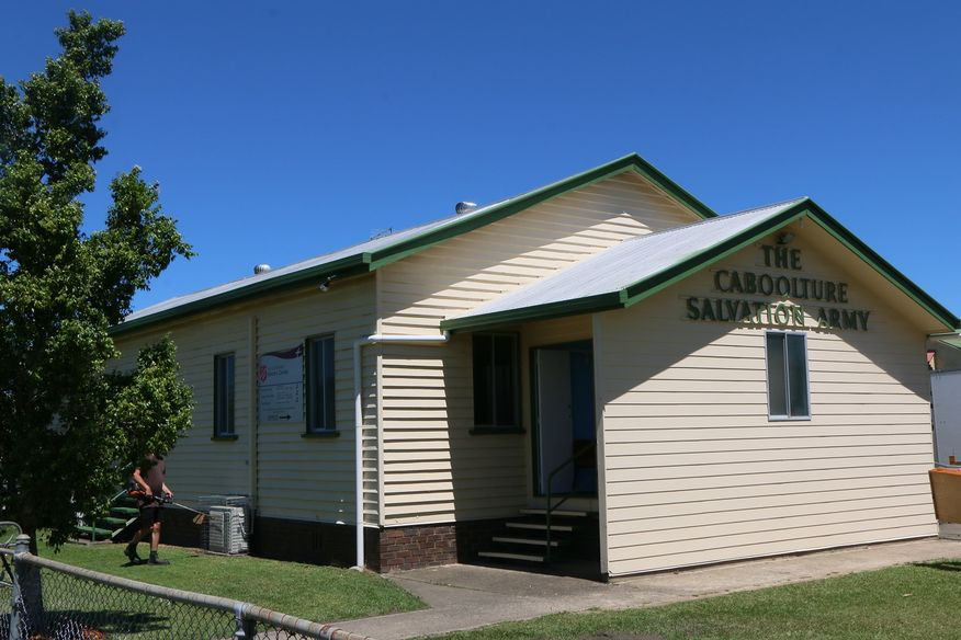 The Caboolture Salvation Army