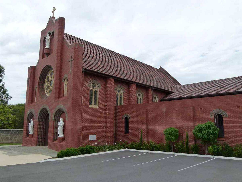 The Carmel of the Most Holy Trinity Catholic Church