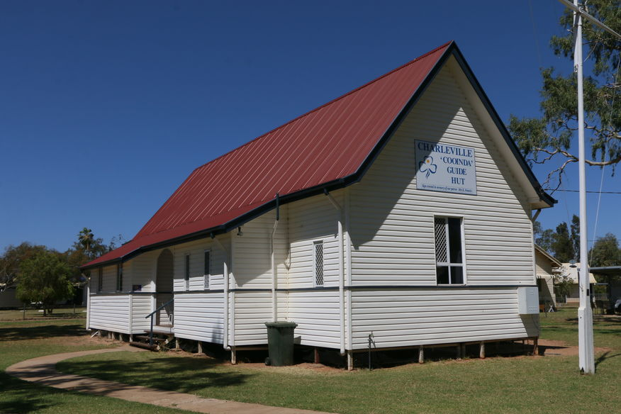 The Chapel of the Holy Angels - Former