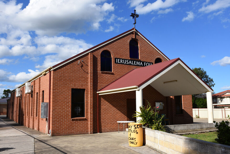 The Congregational Christian Church in Samoa - CCGS Rooty Hill Congregation