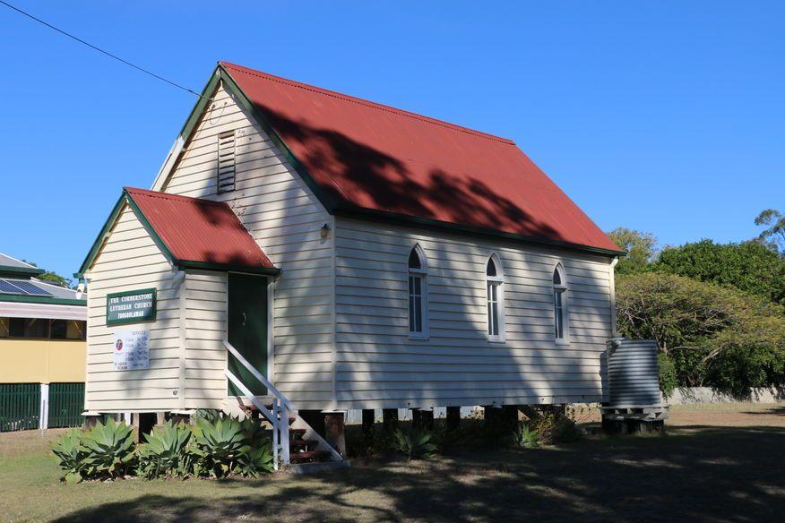 The Cornerstone Lutheran Church