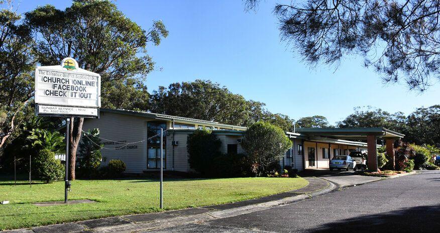 The Entrance Baptist Church