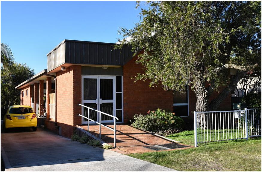 The Entrance Seventh-Day Adventist Church - Former