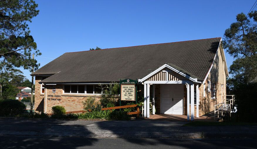 The Forest Kirk Uniting Church