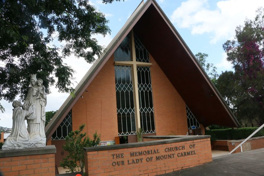 The Memorial Church of Our Lady of Mount Carmel