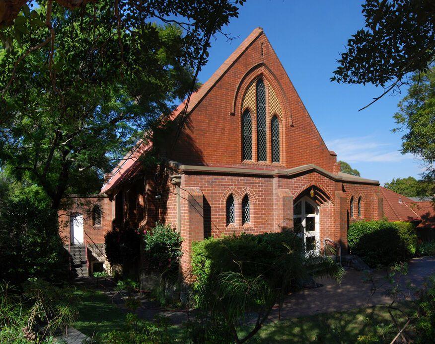 The New Church - Roseville