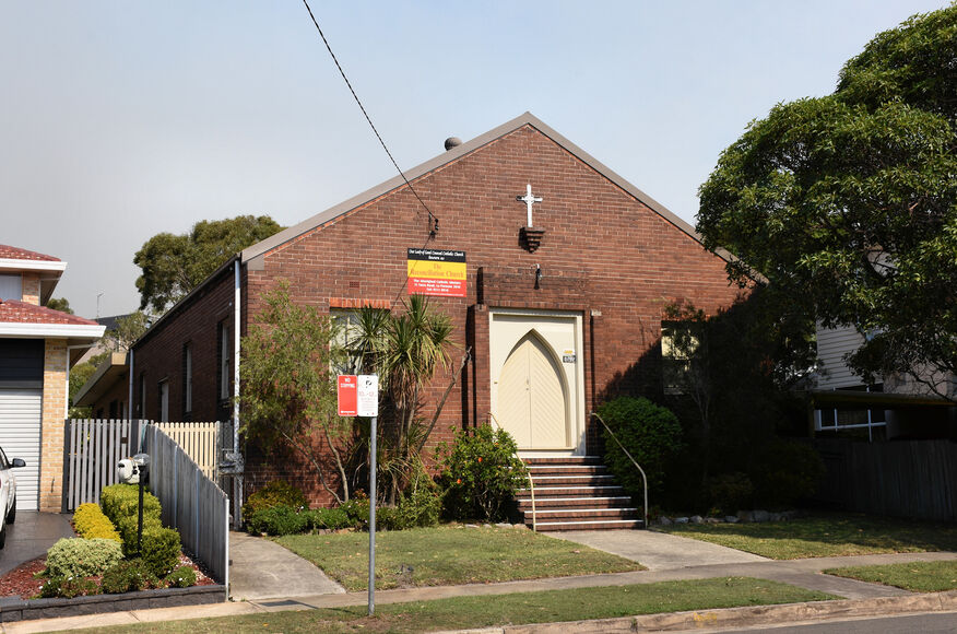 The Reconciliation Church
